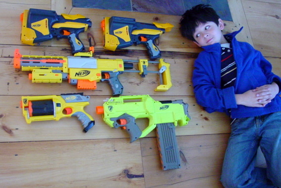 "Meanings: ""Gun"""